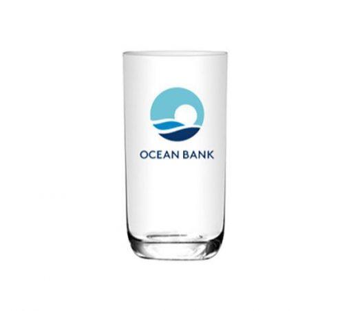 Ly Thủy Tinh Lỡ Đáy Bầu 280ml Giá In Logo