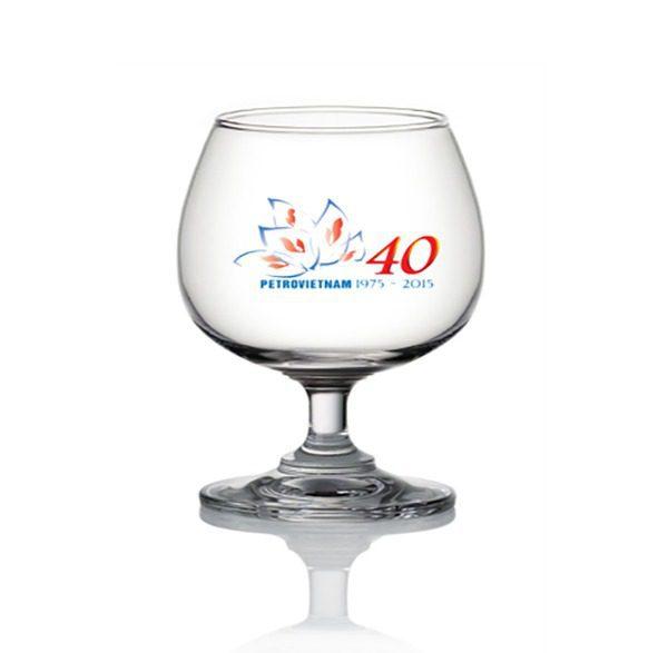 Ly Thủy Tinh Classic – Brandy 195ml Giá In Logo