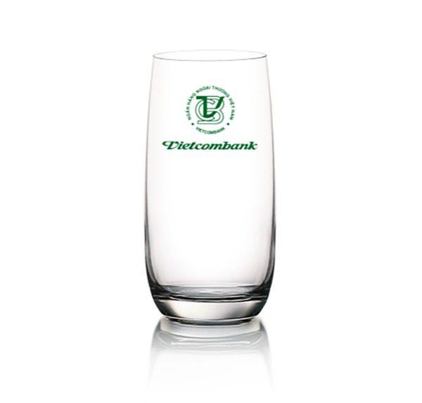 Ly Thủy Tinh Iris 370ml Giá In Logo