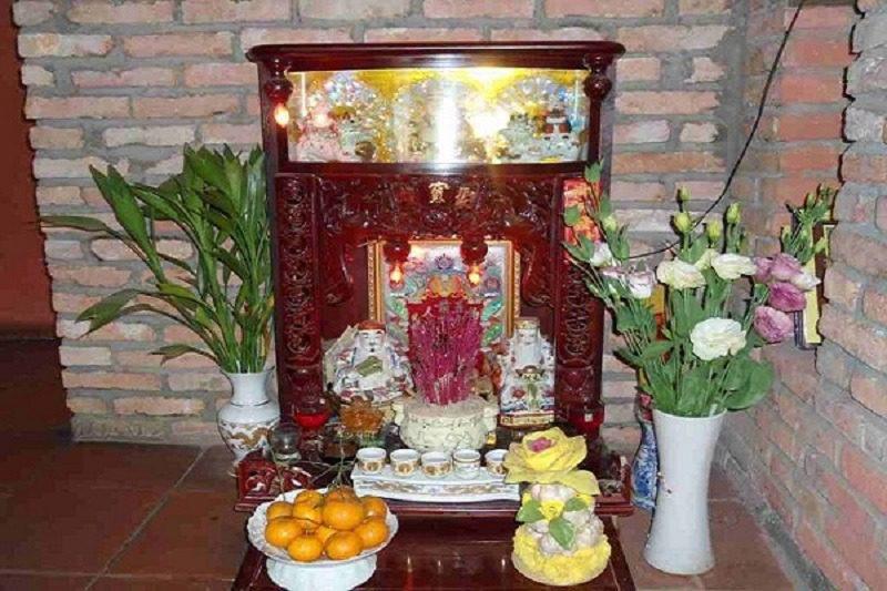 Hướng đặt bàn thờ ông địa | Vị trí đặt bàn thờ ông địa đúng cách để đón lộc