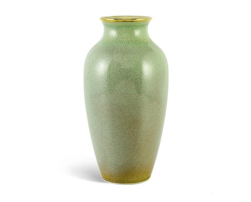 Bình hoa Minh Long hỏa biến 27 cm – Vân Ngọc