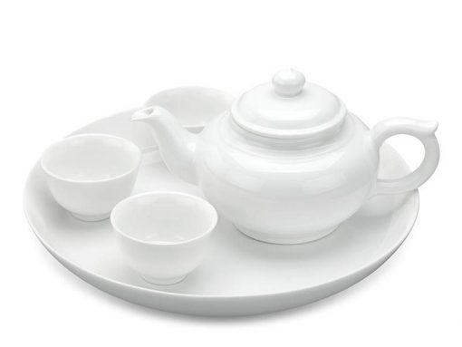 Bộ trà Minh Long, Bộ trà Minh Long Jasmine Trắng