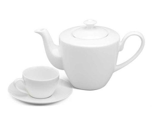 Bộ trà Minh Long, Bộ trà Minh Long Daisy Trắng