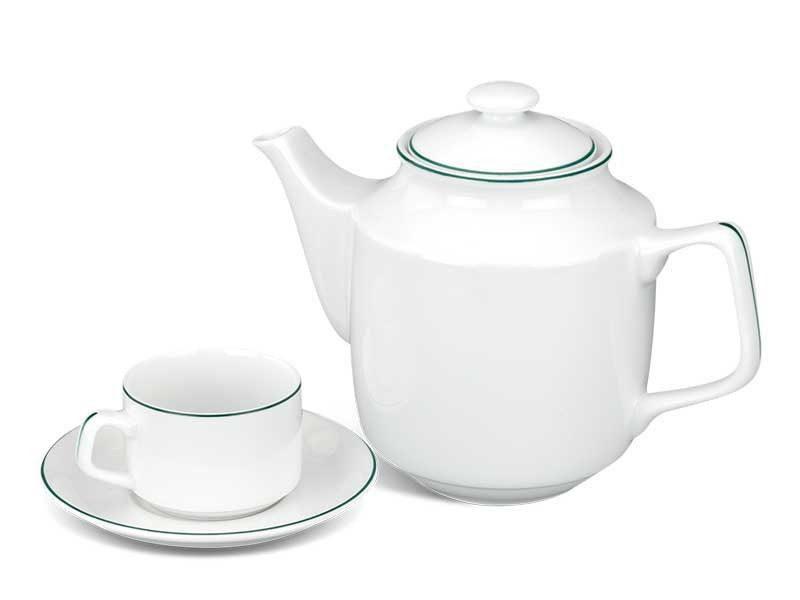 Bộ trà Minh Long, Bộ trà Minh Long Jasmine Chỉ Xanh Lá