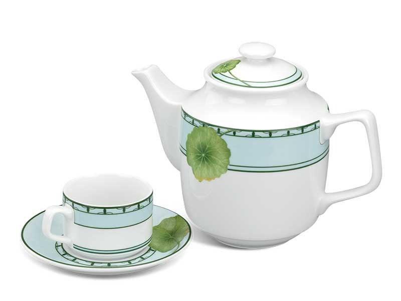 Bộ trà Minh Long Jasmine Tích Tuyết Thảo 0.7L