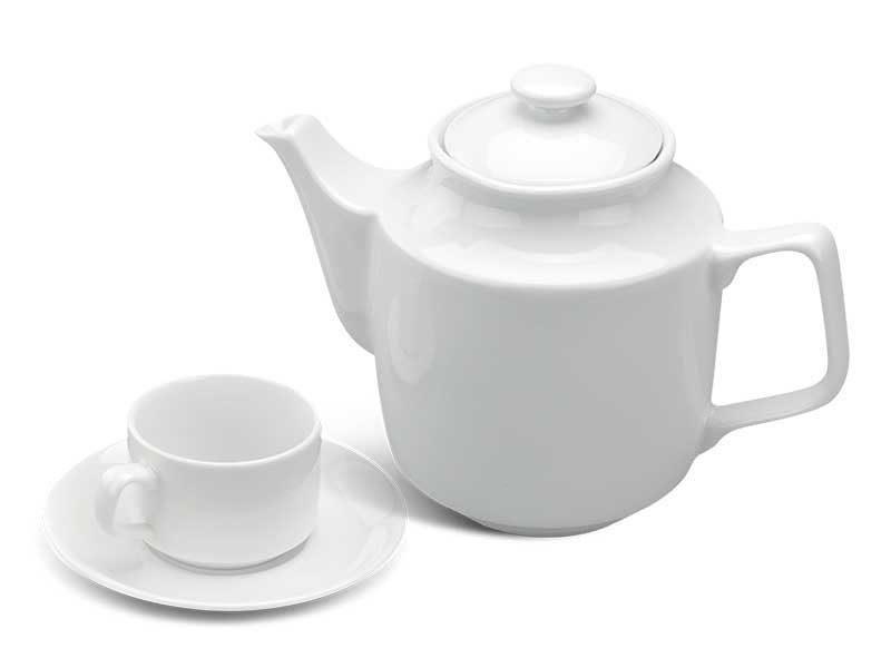 Bộ trà Minh Long Jasmine Trắng 0.7L