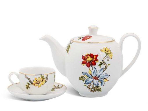 Bộ trà Minh Long, Bộ trà Minh Long Camellia Cát Tường