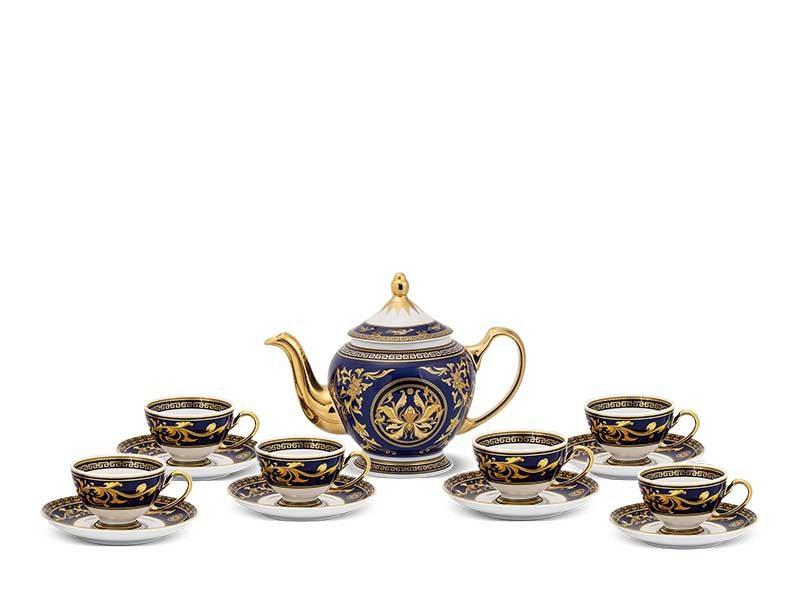 Bộ trà Minh Long Hoàng Cung Thiên Hương 0.8L
