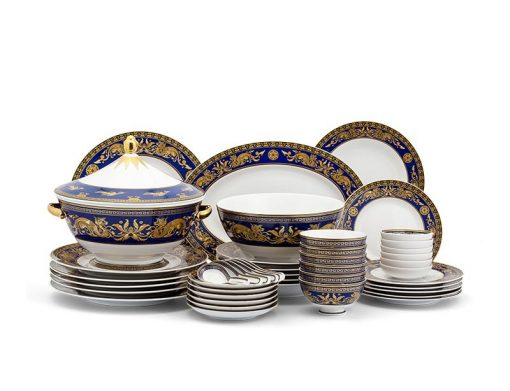Bộ bàn ăn Minh Long, Bộ bàn ăn Minh Long Âu-Á Hoàng Cung Cẩm Tú