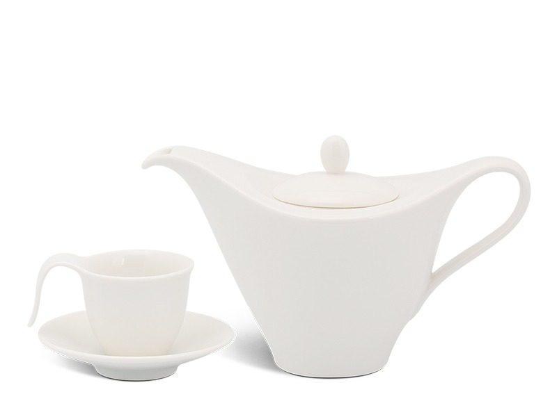 Bộ cà phê Minh Long Anh Vũ Trắng Ngà
