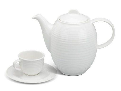 Bộ cà phê Minh Long, Bộ cà phê Minh Long Cordon IFP Trắng Ngà