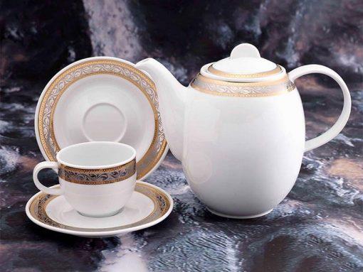 Bộ cà phê Minh Long, Bộ cà phê Minh Long Sago Hoa Hồng