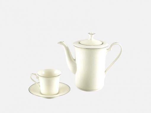 Bộ cà phê Minh Long, Bộ cà phê Minh Long Tulip Ngà Ngân Sa