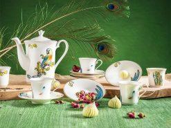 Bộ cà phê Minh Long, Bộ cà phê Minh Long Tulip Ngà Hoàng Yến