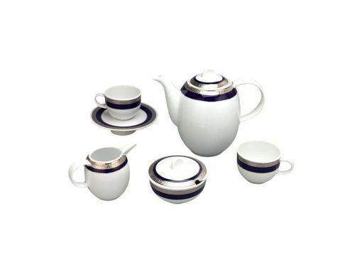 Bộ cà phê Minh Long, Bộ cà phê Minh Long Sago Thiên Tuế Xanh Khắc Nổi