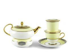 Bộ pha trà nghệ thuật Minh Long, Bộ pha trà nghệ thuật Minh Long Anna Hoàng Kim