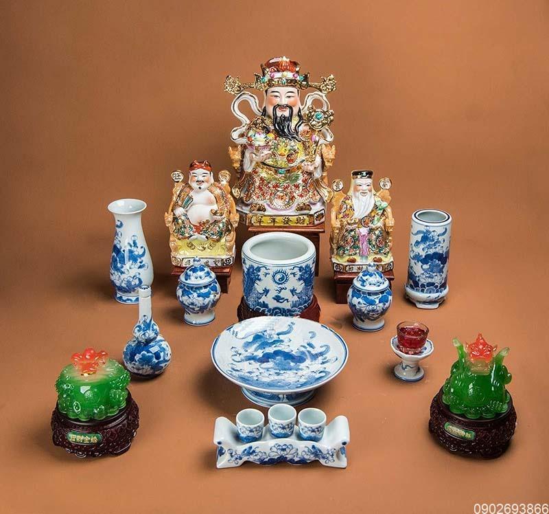 Đại lý gốm sứ Bát Tràng tại Đà Nẵng