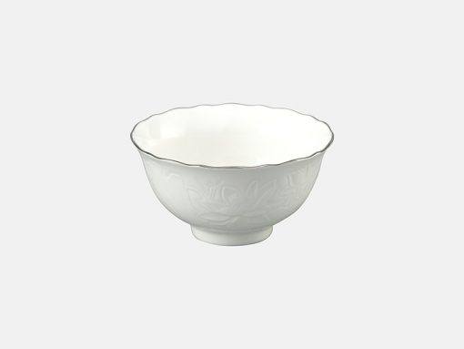 Chén cơm Minh Long, Chén cơm Minh Long Sen IFP Chỉ Bạch Kim