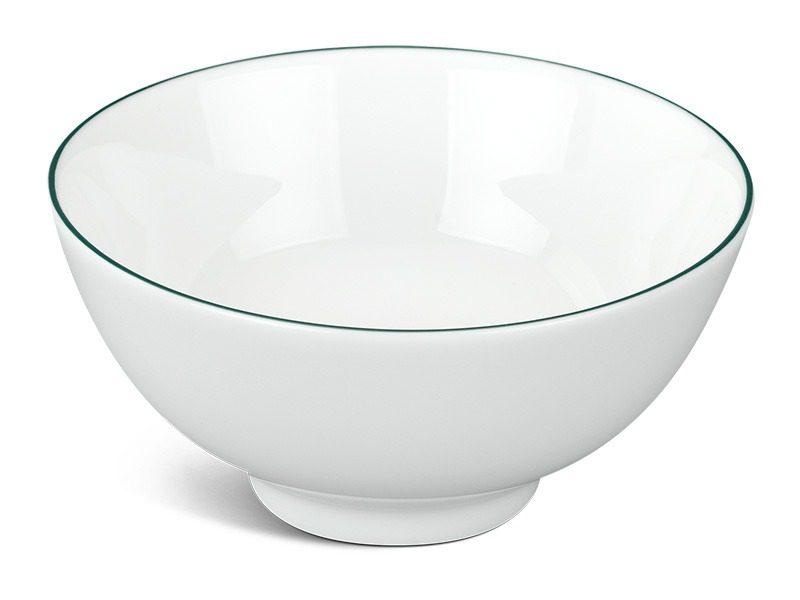 Chén súp Minh Long Jasmine Chỉ Xanh Lá 10cm