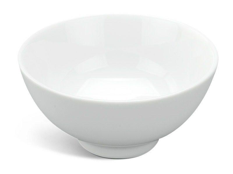 Chén súp Minh Long Jasmine Trắng 10cm