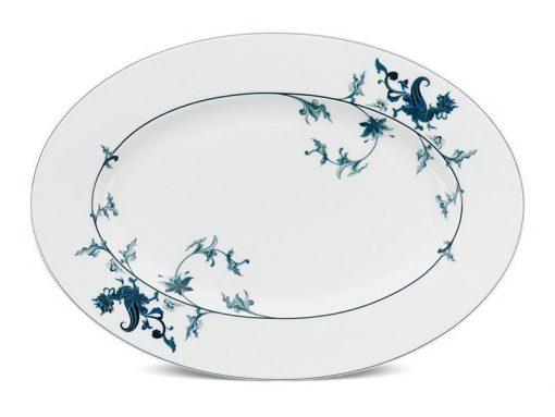 Dĩa oval Minh Long, Dĩa oval Minh Long Hoàng Cung Lạc Hồng