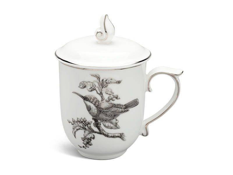 Ca trà Minh Long Mẫu Đơn IFP Chim Hút Mật 0.30L