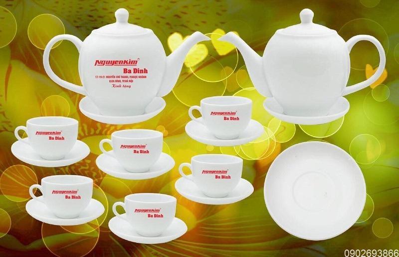 Dịch vụ in logo lên sản phẩm tại Hà Nội