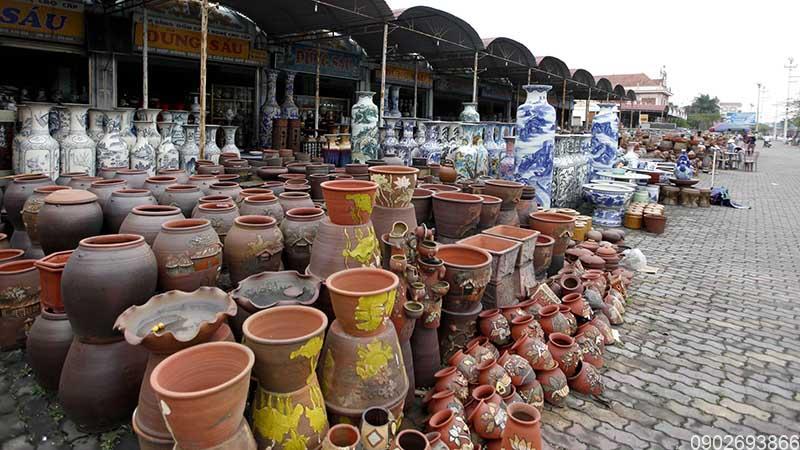 Địa chỉ làng gốm Bát Tràng ở đâu? Cửa hàng Bát Tràng uy tín tại Tp.hcm