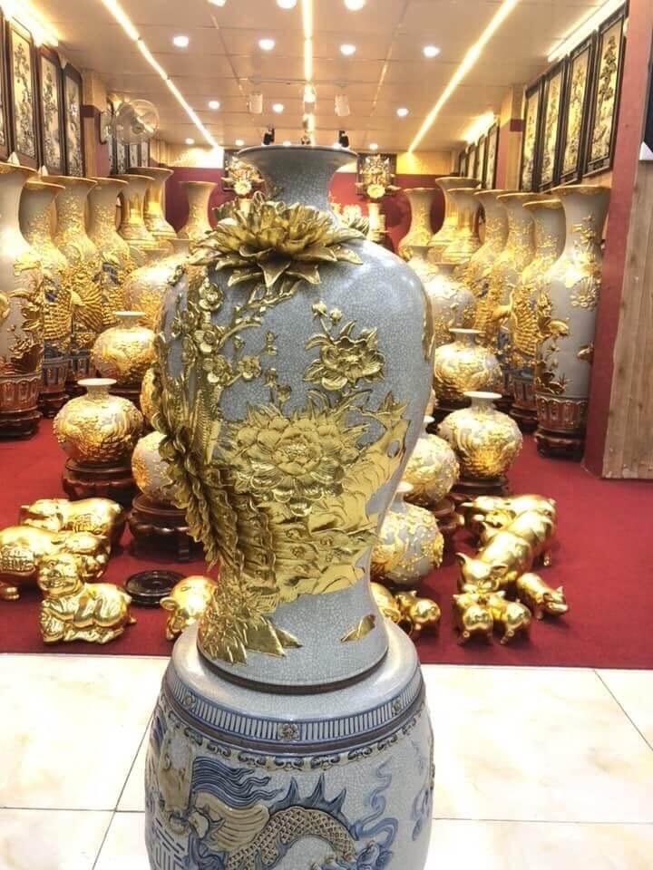 Quà tặng gốm sứ cao cấp – Top quà tặng thượng lưu sang trọng nhất