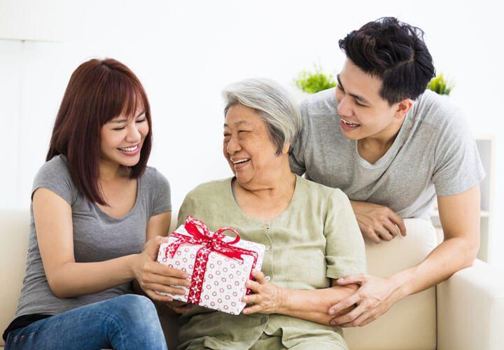 Những món quà tặng mẹ 8/3 được yêu thích