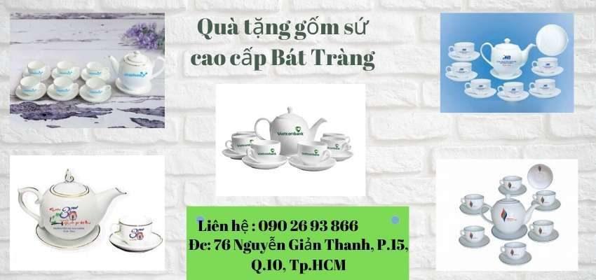Gốm Sứ Hồ Chí Minh – Địa chỉ cung cấp gốm sứ Bát Tràng uy tín