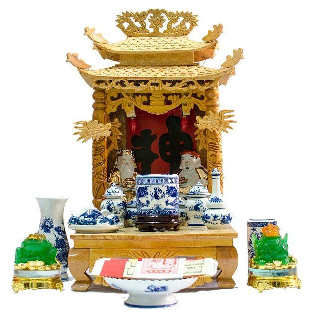 Văn khấn lập bàn thờ Thần Tài | Những điều lưu ý khi cúng Thần Tài