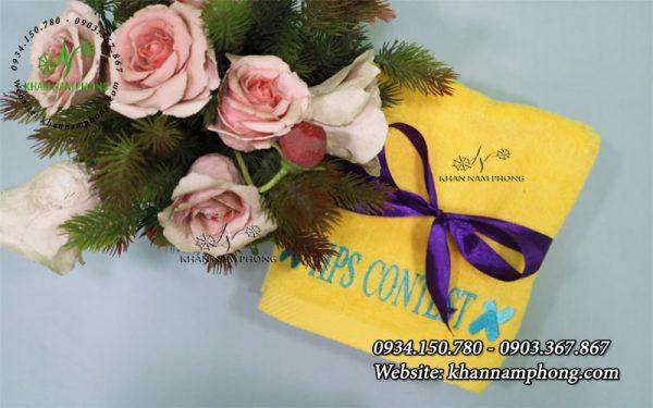 Các loại khăn quà tặng phổ biến