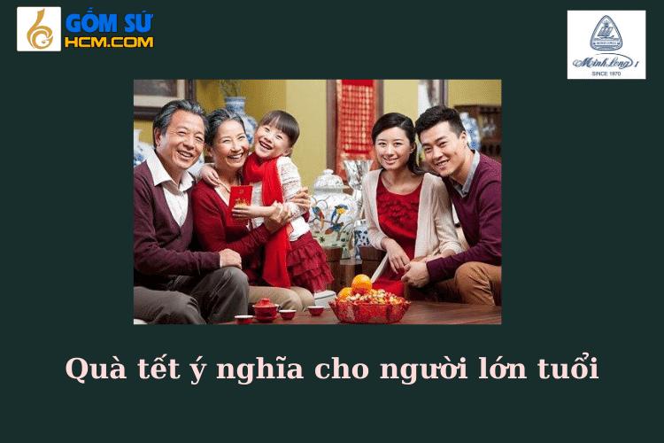 Quà tết ý nghĩa để biếu cho sếp người thân và cả gia đình