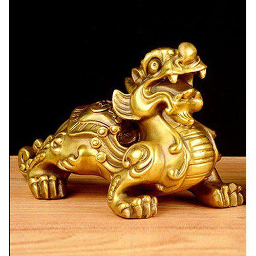 Cách đặt Tỳ Hưu trên bàn thờ Thần Tài tăng tiền, kích vận!