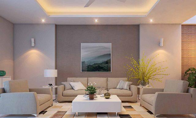 Tập hợp đồ decor phòng khách tạo nên phong cách riêng biệt của gia chủ