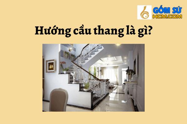 Những hướng đặt cầu thang trong nhà để chiêu tài hút lộc