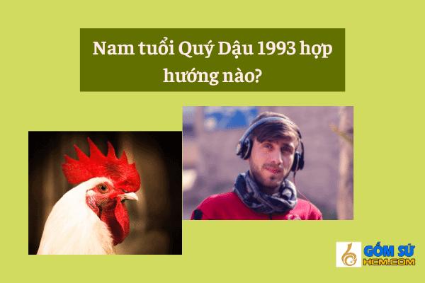 Tuổi Quý Dậu 1993 hợp hướng nhà nào theo Phong Thủy?
