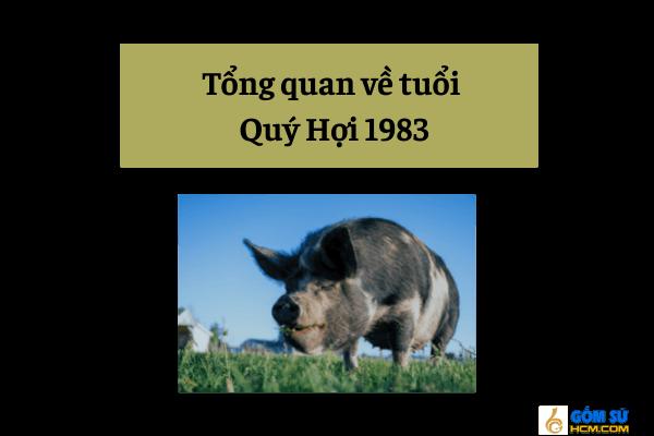 Tuổi Quý Hợi 1983 hợp hướng nhà nào? Cách xem hướng nhà hợp tuổi Quý Hợi 1983